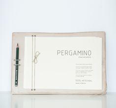 Libreta Pergamino
