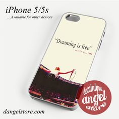 Paramore quotes Phone case for iPhone 4/4s/5/5c/5s/6/6 plus