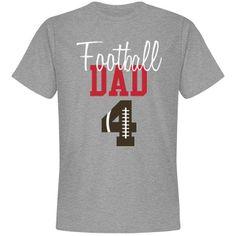 Football Dad - Enter number