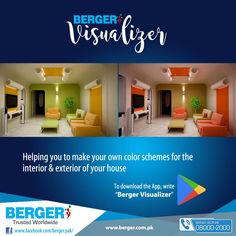 #berger #bergerpaintpakistan #bergerpaint #color #paint #decor