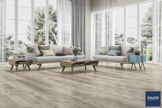 Durable vinyl flooring today has the timeless look of classic hardwood #vinylflooring #vinylfloors #interiordesign