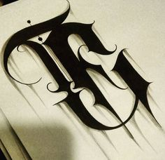 Tattoo Lettering Styles, Chicano Lettering, Graffiti Lettering Fonts, Graffiti Alphabet, Script Lettering, Tattoo Fonts, Calligraphy Drawing, Calligraphy Letters, Letras Tattoo