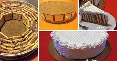Volt 1 kg négyzet alakú háztartási kekszem, aminek hamarosan lejár a szavatossága. Gondoltam készítek belőle keksz tortát. Azt mondták nagyon finom volt :) Hozzávalók az alaphoz 20 dkg darált keksz, 1-2 evőkanál cukor, 5 dkg vaj vagy margarin, kb 1-1,5 dl kávé. A torta közepéhez: kb. 30 -40 dkg kocka alakú keksz, 1 l tej, … Holidays And Events, Vanilla Cake, Tiramisu, Food And Drink, Yummy Food, Delicious Recipes, Sweets, Ethnic Recipes, Tej