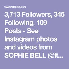 3,713 Followers, 345 Following, 109 Posts - See Instagram photos and videos from SOPHIE BELL (@itssophiebell) Pascal Sevran, Freaks Only, Bike Photoshoot, 4k Wallpaper For Mobile, Frederique, Stephen James, Secret To Success, Free Travel, Sd Card