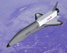 NASA X-34