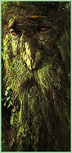 Green Man... Protector of Forests and Trees.