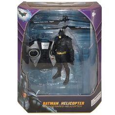 World Tech Toys Batman DC Comic Helicopter Review