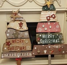 ДЕКУПАЖ и ДЕКОР Wings of Art / Крылья Искусства Pallet Christmas Tree, Christmas Wood Crafts, Christmas Art, Christmas Projects, Holiday Crafts, Holiday Fun, Christmas Holidays, Christmas Ornaments, Holiday Decor