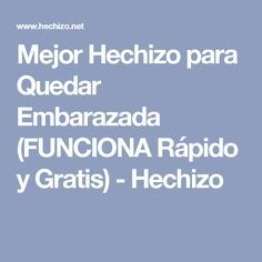 Mejor Hechizo para Quedar Embarazada (FUNCIONA Rápido y Gratis) - Hechizo Prayers, Pregnancy, The Secret, Spirituality, Day, Beauty, Corset, Witch, Lifestyle
