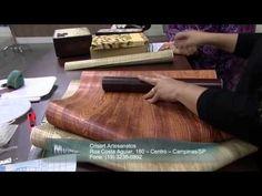 Mulher.com 18/07/2014 - Caixa Dia dos Pais por Marisa Magalhães - Parte 2 - YouTube