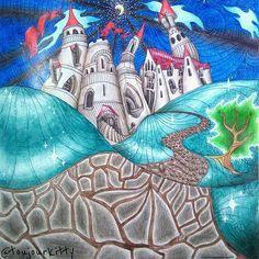 Продолжаю мучить Магию Городов The Magical City #раскраски #раскраскидлявзрослых #раскраскиантистресс #акварель #магиягородов #творчество #хобби #coloringbookforadults #coloring #coloringbook #aquarelle #erichkrause #themagicalcity #lizziemarycullen #johannabasford #secretgarden #enchantedforest #artecomoterapia #fungcolorfulworld #topcoloridos #цветныекарандаши #colorpencils #kanzy #maped #erichkrause #fabercastell #marcoraffine