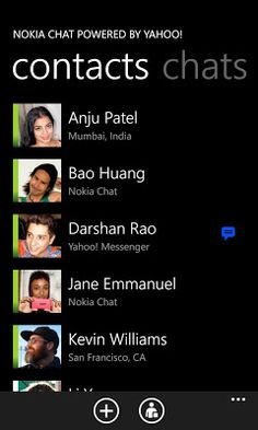 Nokia Chat beta app released for Nokia Lumia Windows Phone devices. Mobile News, Mobile App, Chat App, User Interface Design, Windows Phone, Labs, Operating System, Mobile Applications, Labradors