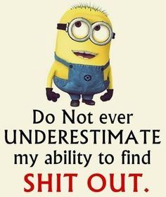 Top 40 Funniest Minions Sayings #humor quotes