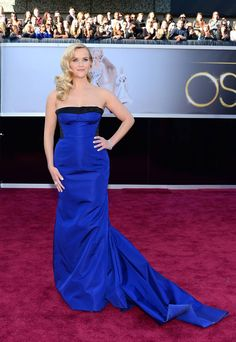 The Oscar's 2013: Reese Witherspoon  in Louis Vuitton