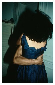 Nan Goldin - The Hug