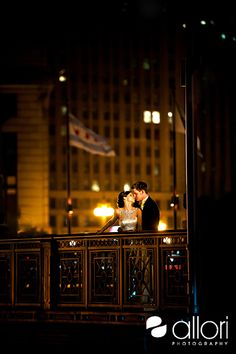 Kind of reminds me of the night I got engaged in Chicago. :-) Maybe not this dramatic, though. ;-)