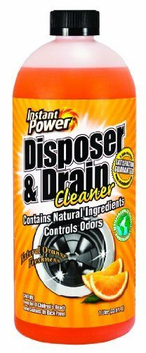 Scotch 1503 Instant Power Disposal and Drain Cleaner