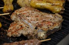 recipe image Weber Barbecue, Bbq, Recipe Images, Lasagna, Steak, Pork, Chicken, Ethnic Recipes, Deco