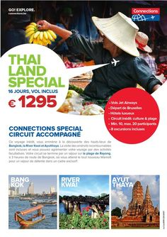 Brochure Spécial Thailande 2013: http://www.jambooty.be/nl/document/1006934