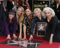 Belinda Carlisle and The Go-Gos get a star on Hollywood Walk of Fame