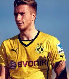 Marco Reus Borussia Dortmund 11 ---- #MR11 #BVB #EchteLiebe #SchwarzGelb