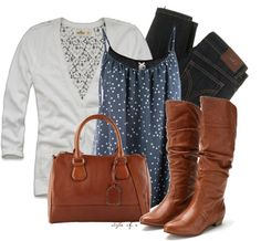 """""""Starry Night Top"""" by styleofe on Polyvore"""