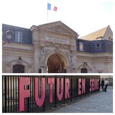 Festival international du numérique Paris futur en seine