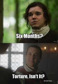 PASSING the days as you eagerly wait for the next episode to air can be just as painful as the Droughtlander - but have no fear, we're here to help.
