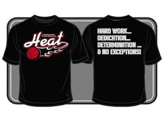 Virginia Heat T-Shirt by Olympic Promos