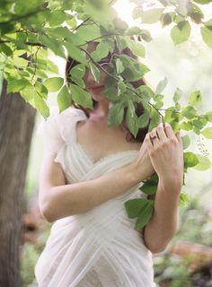Elegant Garnet Wedding Ideas - Once Wed