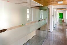 open office, compartimentare sticla, partitii birou, inchidere din sticla Divider, Room, Furniture, Design, Home Decor, Bedroom, Decoration Home, Room Decor, Rum