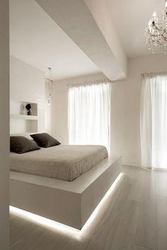 © Stefano Pedretti #designmk #design #interior #home #bedroom #apartment #Rome #PApartment #CarolaVannini