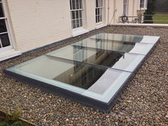 flat glazed rooflights - the Skylight Company