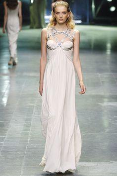 Sfilate Alexander McQueen Collezioni Primavera-Estate 2006 - Sfilate Parigi - Moda Donna - Style.it