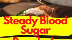 Control Your Blood Sugar Through Diet? A Meal Plan for Diabetics - Click To Secrets Diabetic Meal Plan, Diabetic Recipes, Real Food Recipes, Diet Recipes, Healthy Blood Sugar Levels, Lower Blood Sugar, Regulate Blood Sugar, Cure Diabetes Naturally, Food Combining