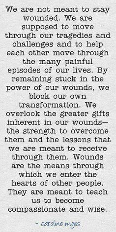 Empowered through tragedy
