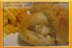 THIS WEEK'S CRAVINGS #18 (KID-FRIENDLY) and Chicken Crescent Rolls