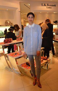 NYFW: La colección de Caroline Issa para L. K. Bennett   Bloc de Moda: Noticias de moda, fashion y belleza