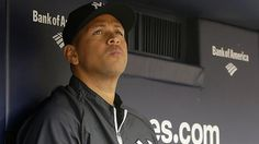 A-Rod Batting 4th, Playing Third After MLB Announces Suspension