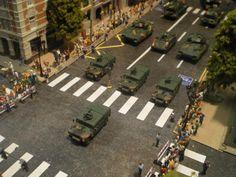Dioramas de Défilés - Le blog de diorama-militaire-ho.over-blog.com
