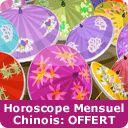 Votre Horoscope mensuel chinois