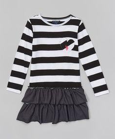4 collective black dress infant