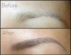 """Please check out my site: www.CreativeBrows… , Microblading by Renee, I create Semi -Permanent hairstrokes you will love! """"Wake up with Brows ♡"""" Mircoblading Eyebrows, Blonde Eyebrows, Threading Eyebrows, Threading Salon, Arched Eyebrows, Eyebrow Makeup Tips, Permanent Makeup Eyebrows, Beauty Makeup, Eye Makeup"""