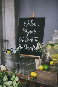 Mat & Alicia / Wedding Style Inspiration / LANE