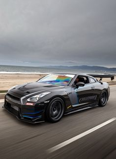 Hi, we hope that you like our boards ! You can join our sport cars & JDM community on ★ FB fastlanetees ★ Have a nice day Nissan GT-R R35