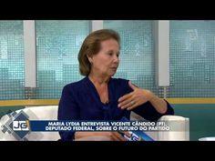 Na entrevista do dia, com Maria Lydia Flandoli, os embates do PT na reconstrução do jeito de fazer política.