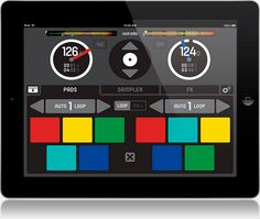 Serato Remote Aplicación DJ de Serato para iPad