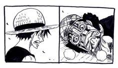 Monkey D Luffy Usopp Straw Hat Crew Pirates Mugiwaras One Piece
