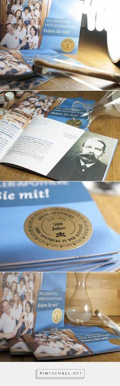 Festschrift für die Mainzer Adler-Apotheke zum 300-jährigen Jubiläum. // Wehr & Weissweiler