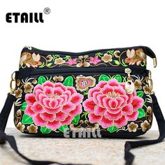 16db5fb0815d Vintage Ethnic Handmade Textile Boho Indian Embroidered Shoulder Bags Small  Shopping Travel Bags Womens Famous Brand Logo Bags-in Shoulder Bags from  Luggage ...
